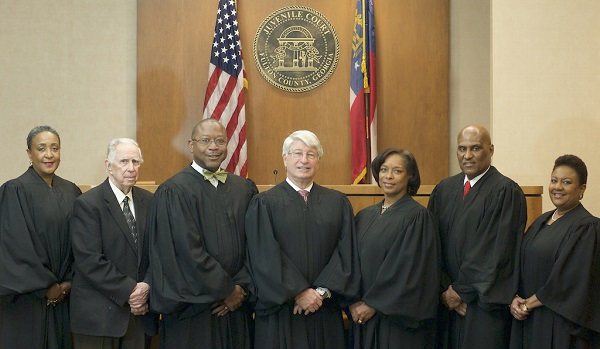 Judiciary Group Photo